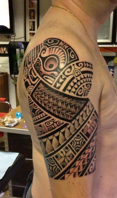 Polynesian Henna Tattoo: Random Ramblings Of Celeena Cree
