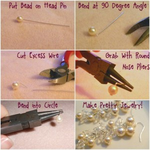 How to Make a Simple Loop Beading